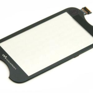 Сенсорный экран для мобильного телефона Sony Ericsson WT13 Black