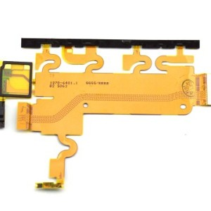 For-Sony-Xperia-Z1-L39h-C6902-C6903-Power-Button-Switch-On-Off-Volume-Flex-Cable-Replacement