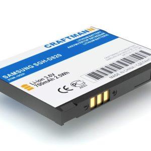 Battery_samsung_sgh-d820_070r_10q3i_craftmann_1
