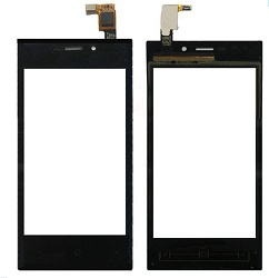 4-0-Black-Touch-Screen-Digitizer-for-Highscreen-Zera-F-rev-S-Touch-Panel-Front-Glass