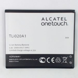 alcatel TLI020A1