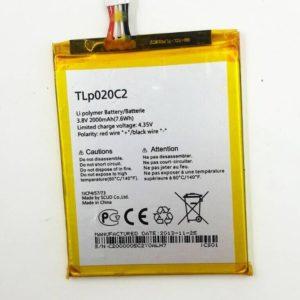 alcatel TLP020C2